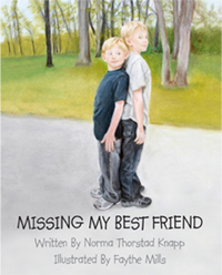 Missing My Best Friend begins with how an enduring friendship is forged between two young boys. Over a year passes; then tragedy strikes...